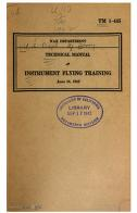 Cover of: Instrument Flying Training
